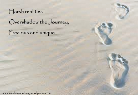 footsteps journey