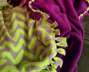 Sian's blanket Feb 15
