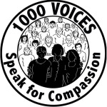 1000 Voice for Compassion